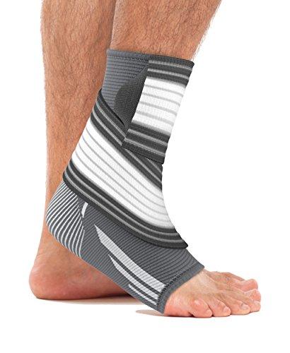 bonmedico Piedo Cavigliera Regolabile, Tutore per Caviglia da Uomo e Donna