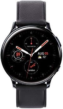 Samsung Galaxy Watch Active 2 (40mm,Aqua Black)