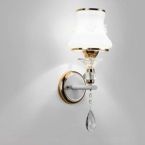 Lampe de chevet Lampe de mur Lampes de salon Chambre à coucher Escalier Escaliers Corridor Lights (couleur : C)