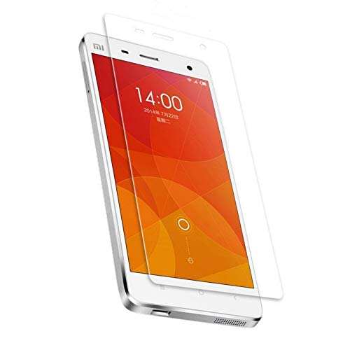 TM-Concept ® película/cristal de protección pantalla–Xiaomi Mi4–Cristal Templado HQ Ultra resistente (contra la casse & Les rayas)–Ultra Slim (0,26mm) con bordes redondeados–instalación f