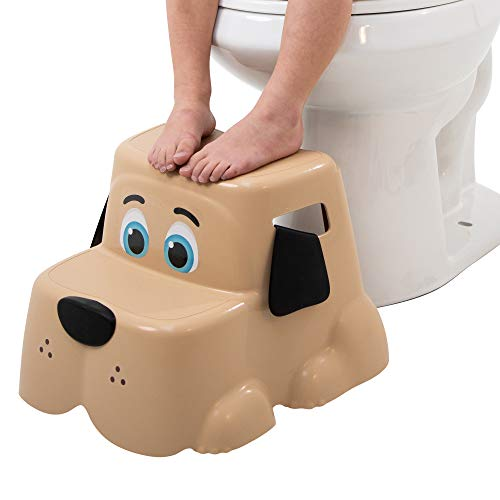 Squatty Potty Kids Step Stool – Dog Pup Potty Pet Base...