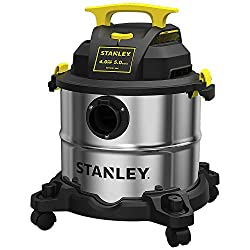 STANLEY Wet/Dry Stainless Steel Shop Vac