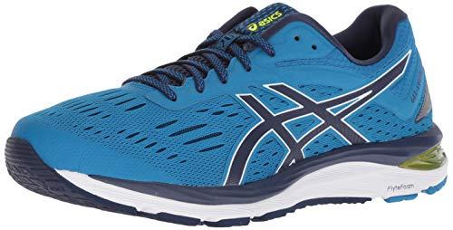 ASICS Men's Gel-Cumulus 20 Running Shoes, 10.5M, Race Blue/Peacoat
