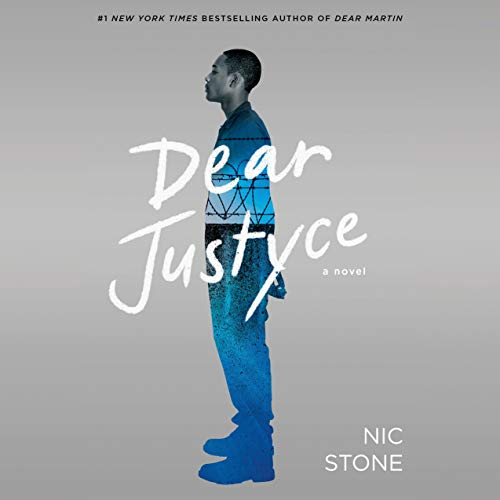 Dear Justyce audiobook cover art