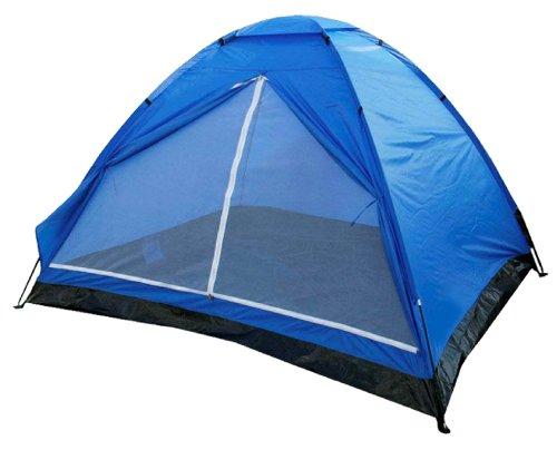 Yellowstone Zelt für 2 Personen blau 200 x 120 x 100 cm