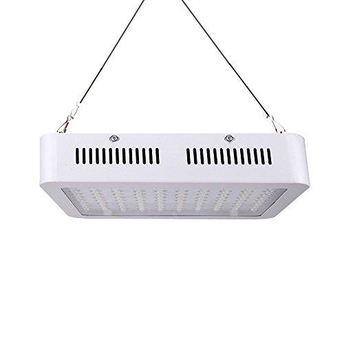 TXVSO 1000W LED Planta crece la luz, Full Spectrum para invernadero y planta hidropónica de interior Florecimiento de verduras Lámparas de cultivo Menos calor y rendimientos más grandes