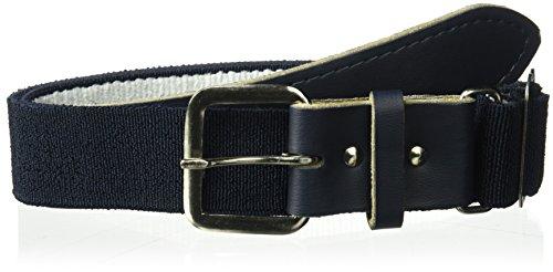 Augusta Sportswear Kids' Elastic Baseball Belt, Navy, One Size