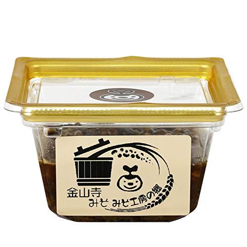 金山寺みそ 280g 伝統味噌 手造り 無添加 天然醸造 なめ味噌