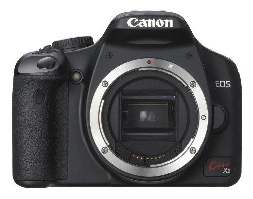 Canon デジタル一眼レフカメラ EOS Kiss X2 ボディ KISSX2-BODY