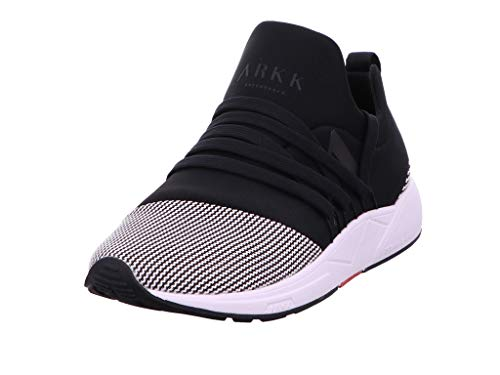 ARKK Copenhagen Damen Sneaker Teil ISa 37 11111 IL-1400-0099-W schwarz 709109