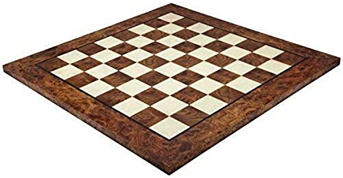conveniente The Regency Chess Chess Chess Company 23.6 Pulgadas Briarwood y Elmwood Tablero DE AJEDREZ  elige tu favorito