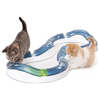 Catit Design Senses Super Roller Circuit Toy for Cats