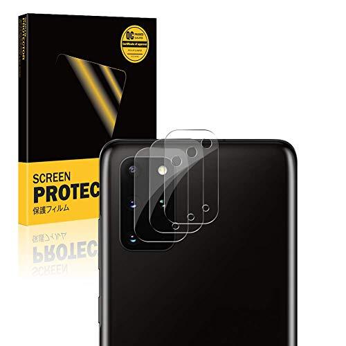 A-VIDET 【3 Stück】 Kamera Panzerglas für Samsung Galaxy S20 Plus/S20+(6.7
