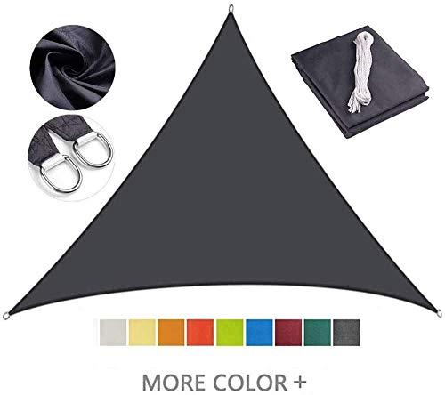 Generic Brands Nützliches Sonnensegel, wasserdicht, für Terrasse, Garten, Terrasse und Camping, 95% UV-Block-Markise