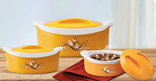Milton Marvel Insulated Junior Gift Set, Set of 3, Yellow