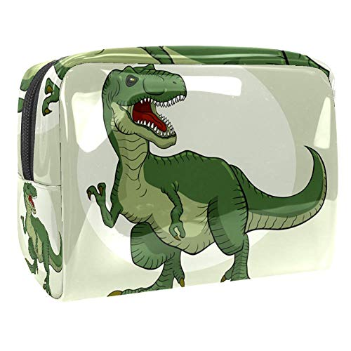 TIZORAX Sac à cosmétiques en PVC Motif dinosaure