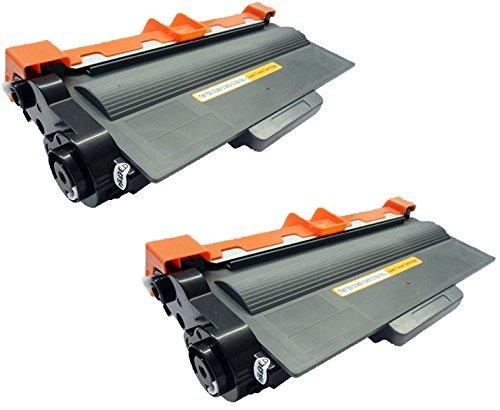 2 Toner Compatibili per Brother DCP-L5500 DCP-L6600 HL-L5000 HL-L5100 HL-L5200 HL-L6250 HL-L6300 HL-L6400 MFC-L5700 MFC-L5750 MFC-L6800 MFC-L6900 D/DN/DW/DWT/DWTT/DNT/DNTT | TN3480 8.000 Pagine