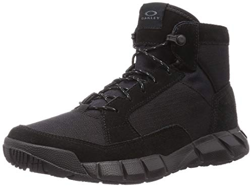 Oakley Men's Urban Explorer Mid Boots,11,Blackout