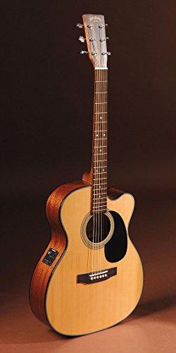 Elektroakustische Gitarre Sigma 000mc-1ste