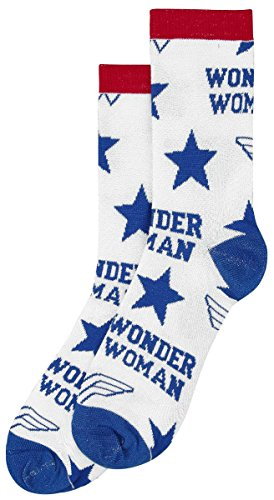 Wonder Woman Logo Calcetines multicolores