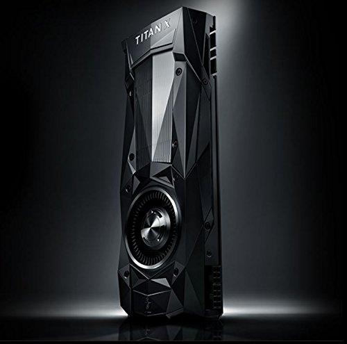 Nvidia Titan Xp - Grafikkarten (GeForce GTX Titan Xp, 12 GB, GDDR5X, 384 Bit, 7680 x 4320 Pixel, PCI Express x16 3.0)