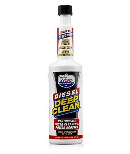 Lucas 10872 Oil Diesel Deep Clean
