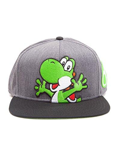 Flashpoint AG Unisex Kinder Cappy Yoshi Baseballkappe, Mehrfarbig, Einheitsgröße