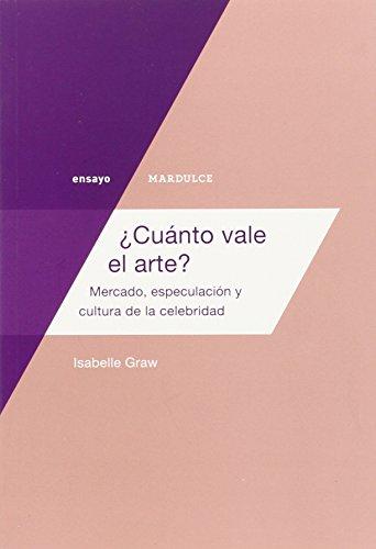 ¿Cuánto vale el arte?: Mercado, especulación y cultura de