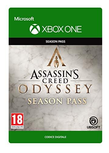 Assassin's Creed Odyssey: Season Pass - Xbox One - Codice download