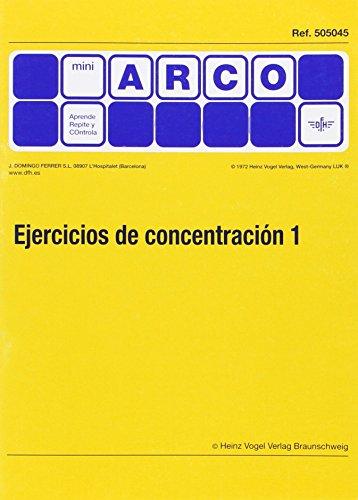EJERCICIOS DE CONCENTRACION 1 MINI ARCO ✅