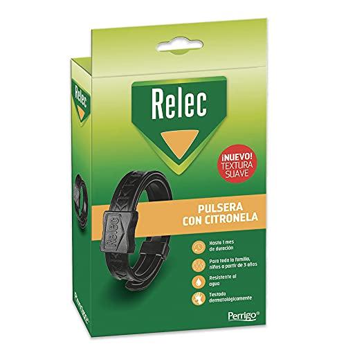 Relec Pulsera Familia Negra 450 g, estándar (373454)