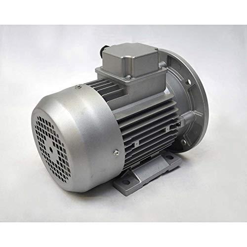 Almo - Moteur électrique triphasé 230V/400V 0.75Kw, 3000 TR/MN, B35