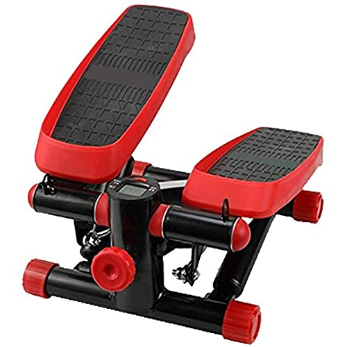 Mini Máquina Elíptica,Máquina Ejercicios Paso A Paso,con Pedal Antideslizante,Bicicleta Elíptica para Debajo Escritorio,para El Hogar O La Oficin,Carga Máxima 150Kg