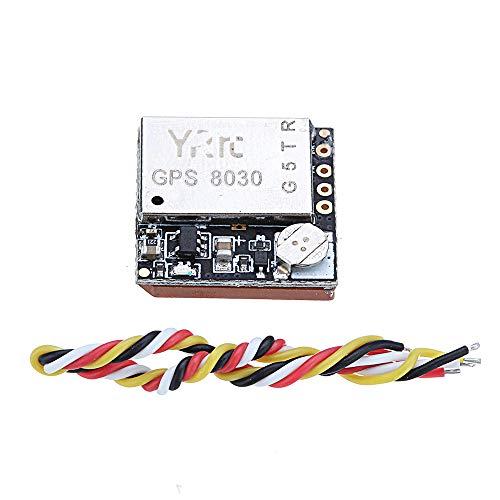BouBou Yrrc Mini Gps8030 GPS Glonass Beidou Galileo Sbas Qzss Módulo Uart Ttl