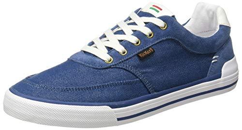 Kickers Atryo, Zapatillas Hombre, Azul (Bleu Denim 5), 42 EU
