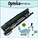 Opteka MP100 67' Pro Photo/Video Monopod with Opteka Mini Tripod and More!