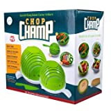 Chop Champ Salatschneider mit Messer, 2 Stück