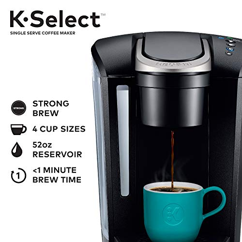 The K-Select and its features