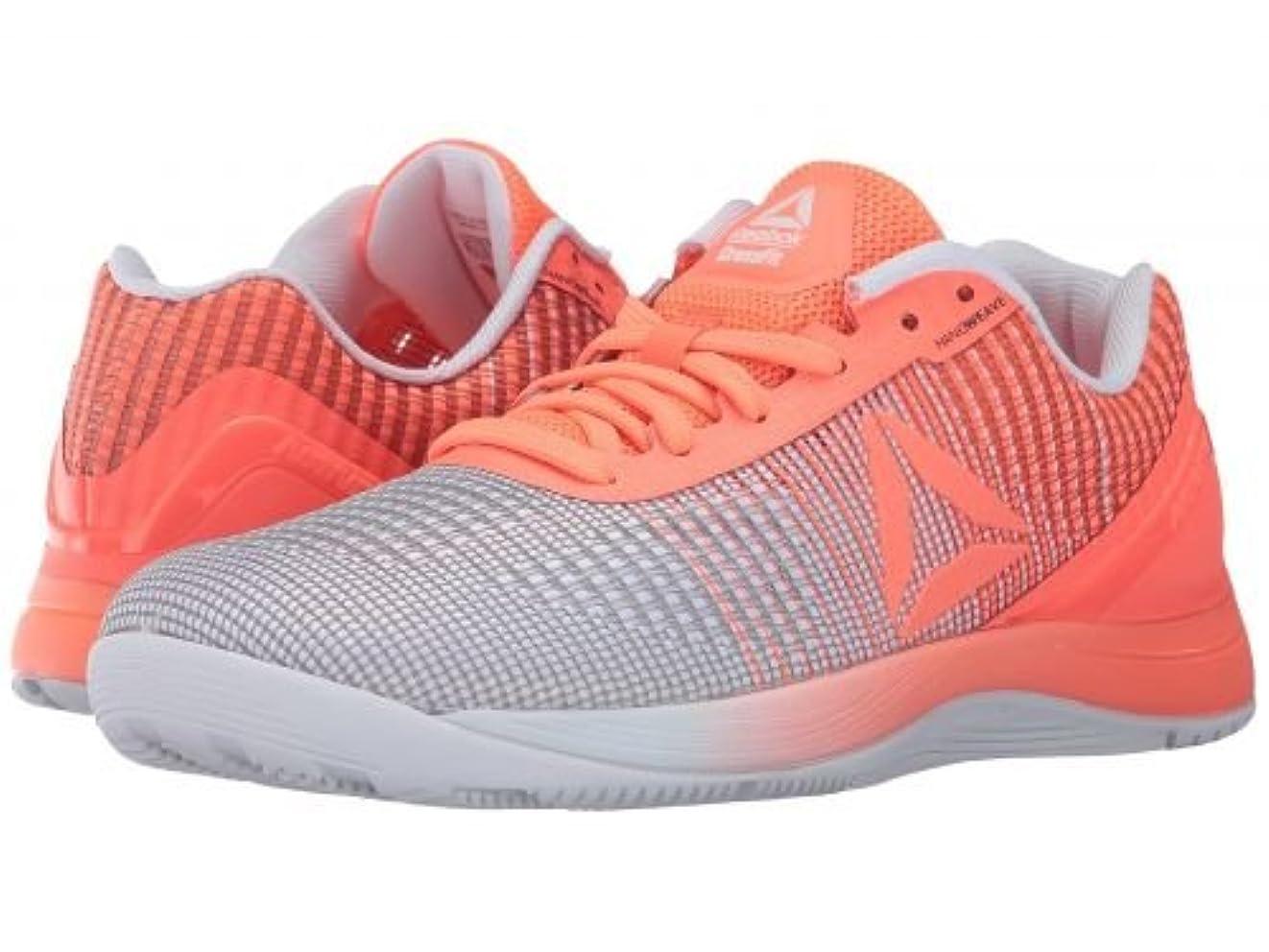糞アストロラーベ期待するReebok(リーボック) レディース 女性用 シューズ 靴 スニーカー 運動靴 Crossfit(R) Nano 7.0 Weave - Guava Punch/White [並行輸入品]
