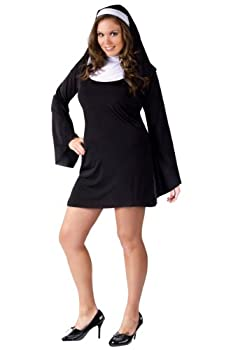 naughty nuns costumes