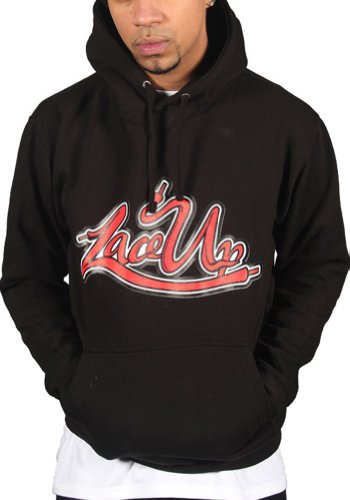 Ulterior Clothing MGK Lace Up Hoodie