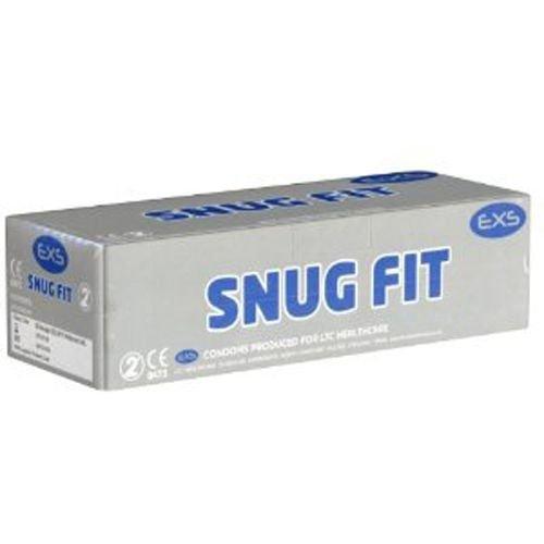 EXS: Caja de condones Snug Fit 144 uds