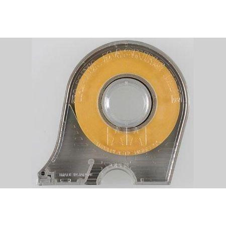 Tamiya 87032 - Cinta Adhesiva de Enmascarar 18 mm Con Portarollo