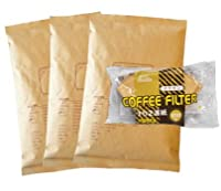 カリタ102コーヒーフィルター 2~4人用 100枚入り パリのカフェオレ 1.5kg 150杯~210杯 [豆のまま(オススメ)] コーヒー豆/中深煎り