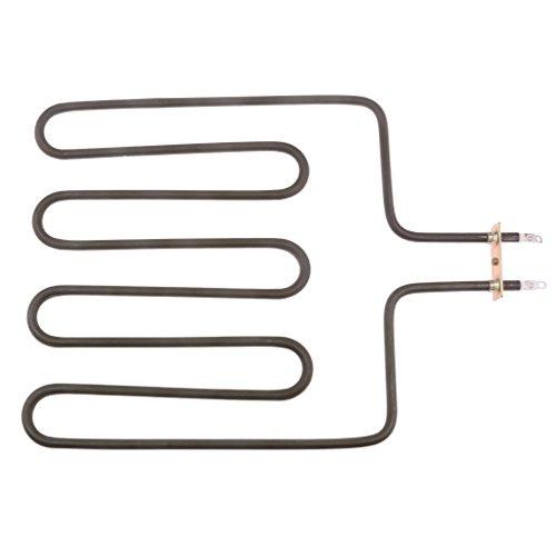 Heizstab Heizspirale für Saunaöfen - Silber, 2000W