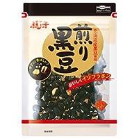 フジッコ 煎り黒豆 57g×10袋入×(2ケース)