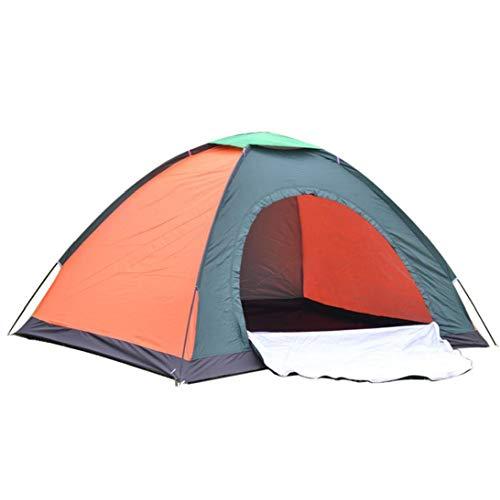 Tienda De Campaña Impermeable Ligera Refugio De Protección Uv Sun Dome Tienda Al Aire Libre De La Persona 2-3 Senderismo Jardín De Artículos De Camping