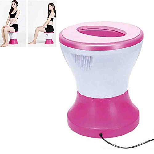 NSWD Vaginal Care Fumigation Instrument Sitting Yoni Vaginal Steamer Chair Gynecological Reproductive Womb Warm Seat