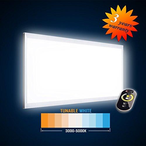 Mextronic LED Panel Deckenpanel Wandpanel Ultraslim LED Panel 120x60 42W (S) TUNABLE WHITE (3000-5000K) Dimmbar