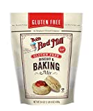 Bob's Red Mill Gluten Free Biscuit and Baking Mix is a convenient base for your favorite homemade gluten free treats It's not just for biscuits - try this mix for pie crusts, pancakes, scones, and shortcakes too! We've included Xanthan Gum in the mix...